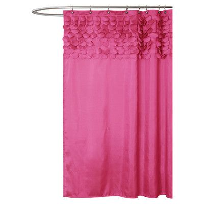 Special Edition By Lush Decor Lillian Shower Curtain