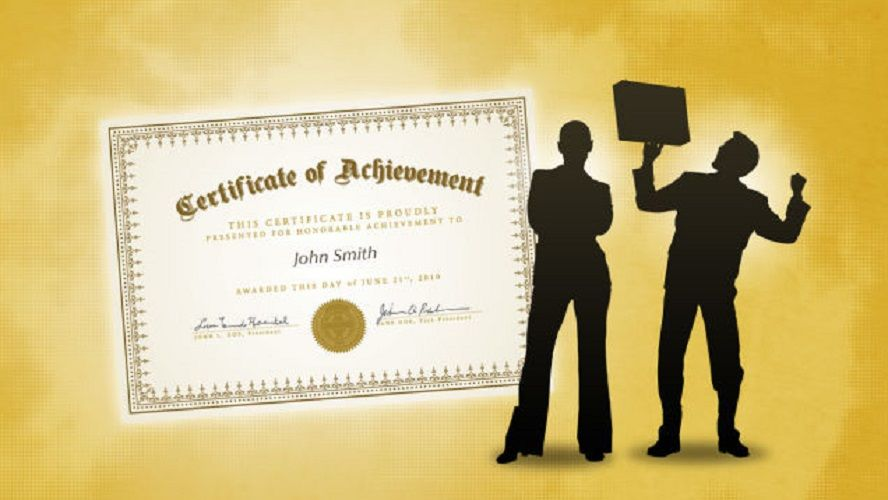 How Certifications Represent A Professional Education