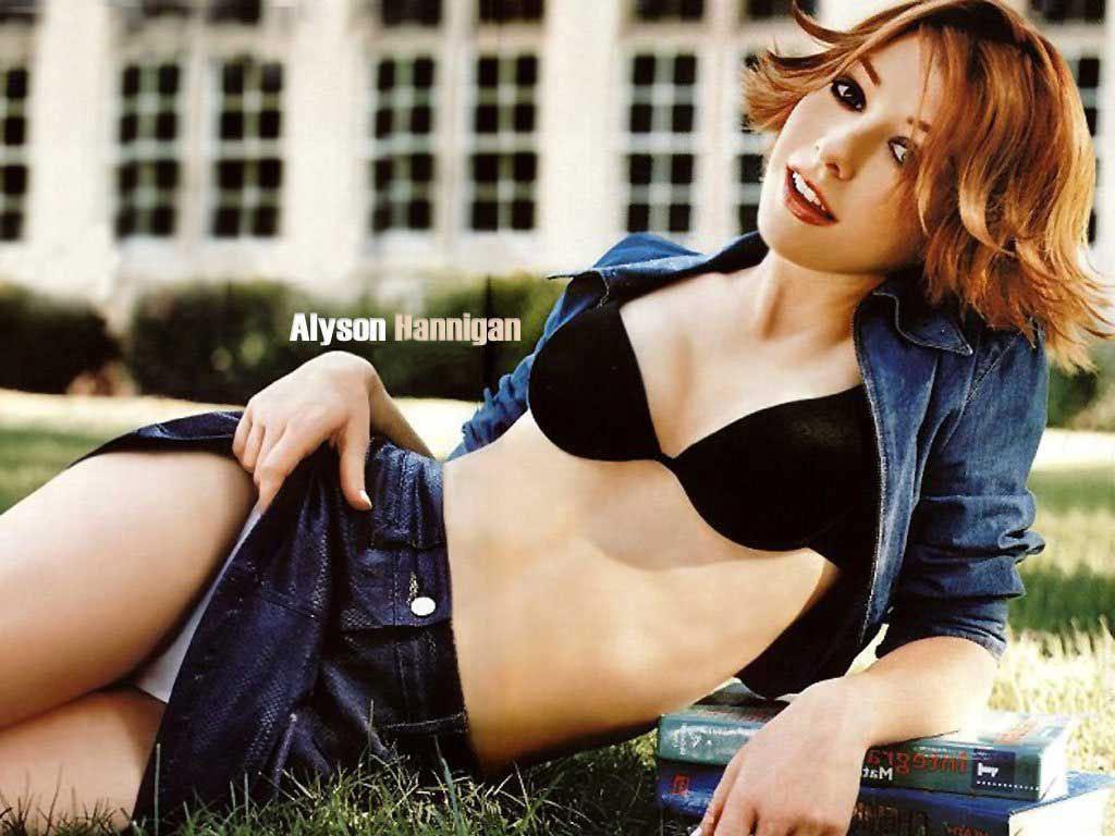 Alyson Hannigan Hot pin on alyson hannigan