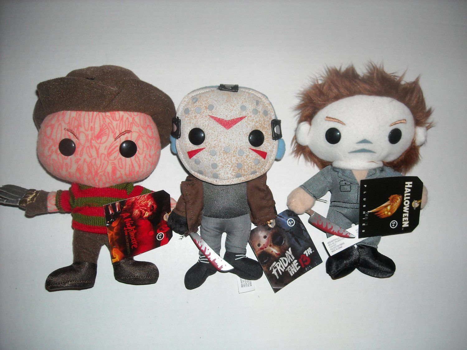 Complete Set of 3 Funko Modern Horror Movie