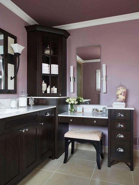 25+ Inspirierend Badezimmer Eitelkeit mit