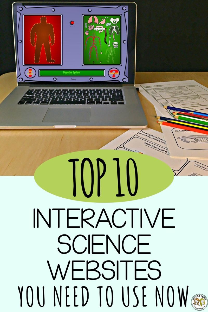 Top Science Websites for Interactive Learning