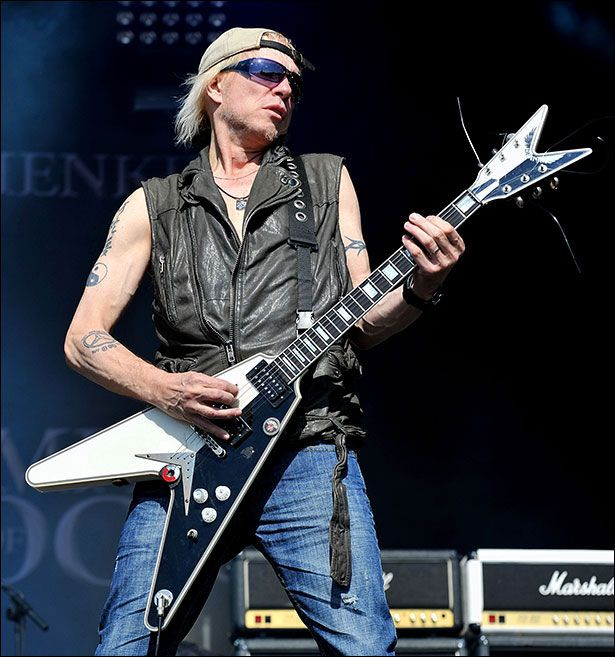 Michael Schenker Says Scorpions 'Haven't Done Anything Worth ...