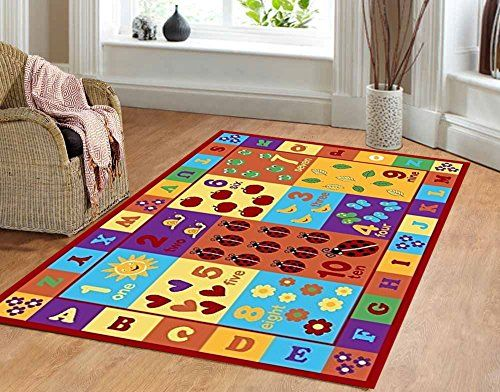 Furnish My Place Kids Abc Area Rug You Can Find Out More Details At