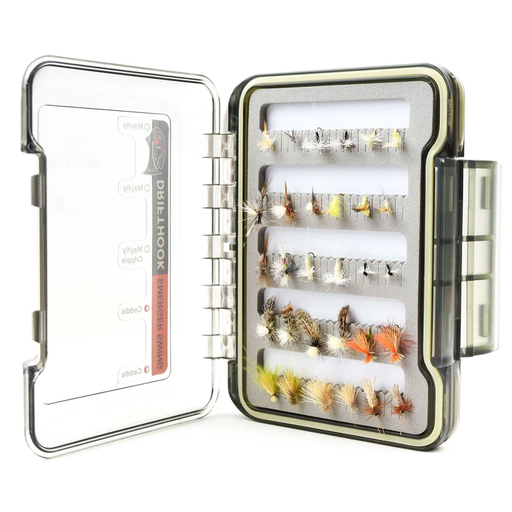 Want To Buy The Best Fly Fishing Starter Kit System We Have A Specially Curated Fly Fishing Starter Kits Give All Fly Fis Fly Fishing Kit Fly Box Fly Fishing