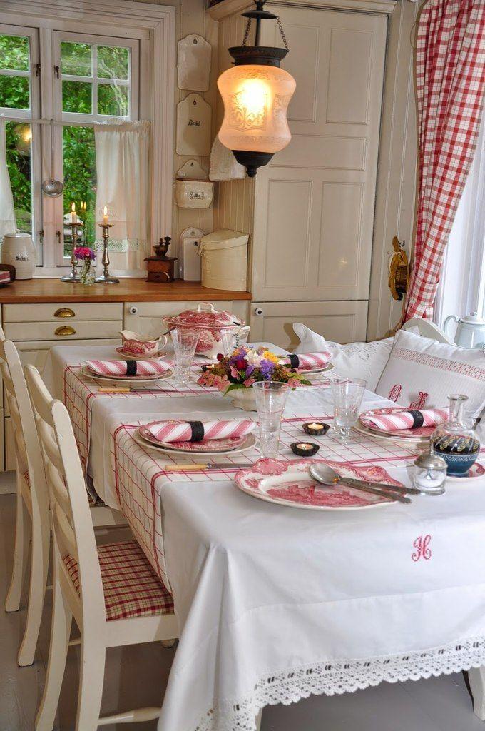 Scandinavian Style Breakfast Nook Charming Breakfast