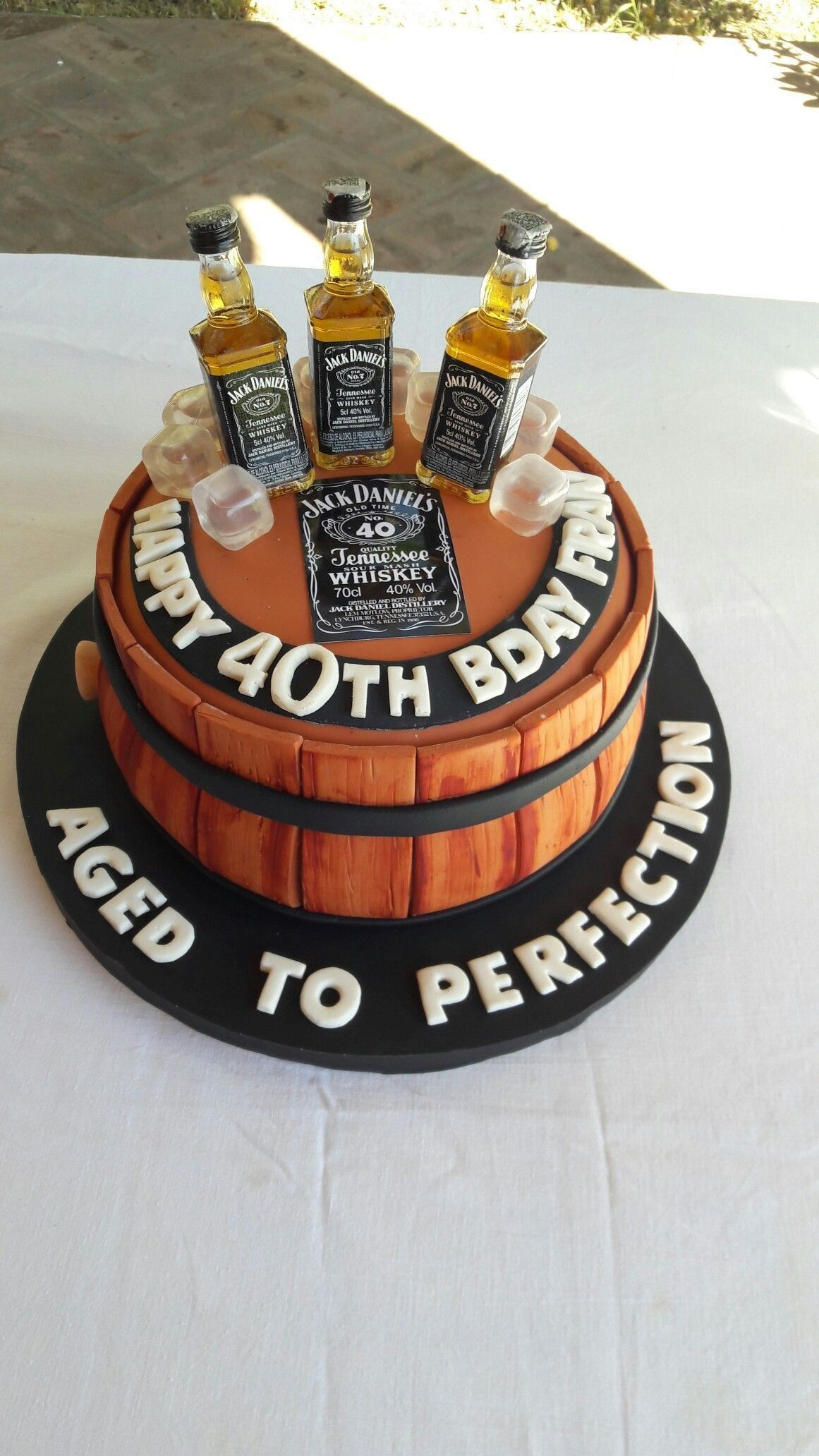 40th Birthday Cake Ideas For Husband In 2020 40th Birthday Cakes Husband 40th Birthday 40th Birthday Themes