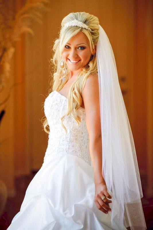 Brautfrisur Mit Schleier Romantische Hochsteckfrisur Bildergebnis Fr