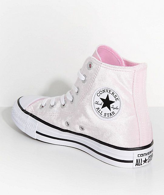 Converse Chuck Taylor Hi Arctic Pink