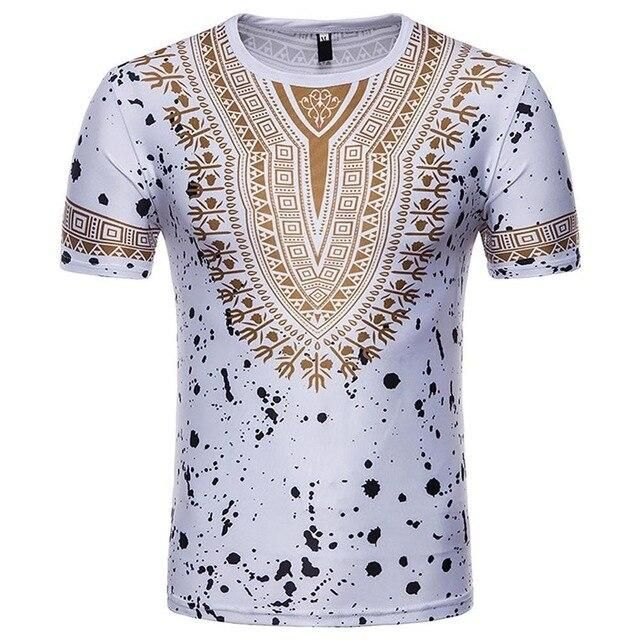 Photo of Trendy Design Ethnic World Class Short Sleeve Shirt