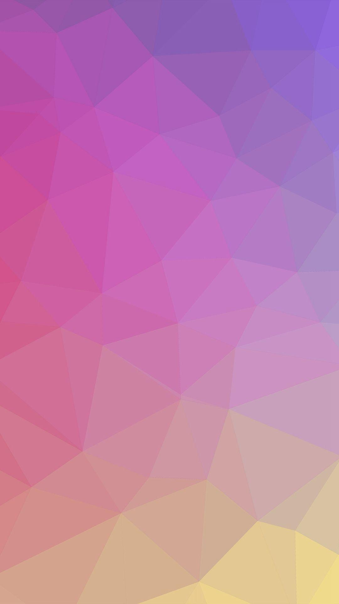Polyart Pastel Pink Yellow Pattern Iphone 6 Wallpaper Download Iphone Wallpapers Ipad Wallpape Abstract Iphone Wallpaper Pink Iphone Iphone 6 Plus Wallpaper