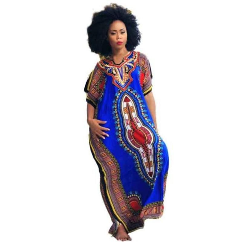 Photo of African Dashiki Dresses For Women Dashiki Dress Sexy Summer …