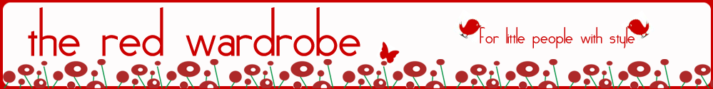 The Red Wardrobe - Australian Children's Boutique.