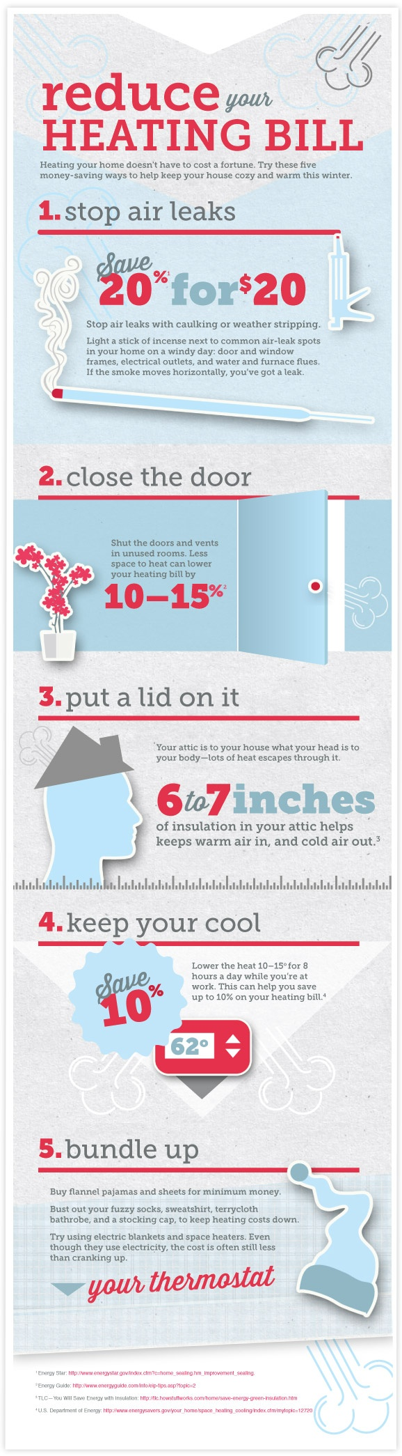 Some Tips For Efficient Heating This Winter If You Want To Stay
