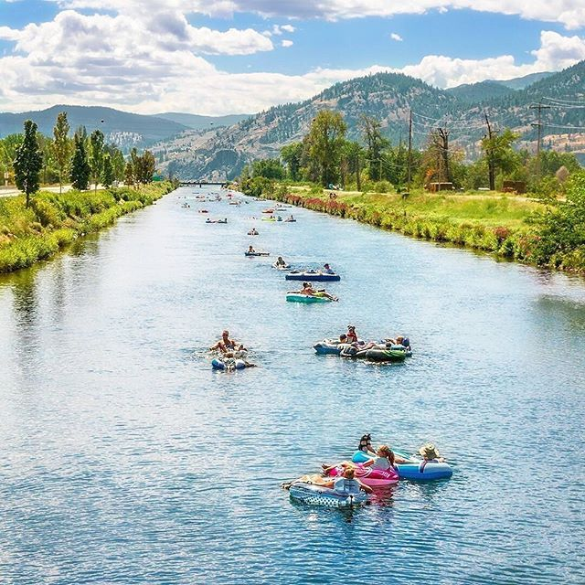Follow Yonce Get Posts On The Daily Hayleybyu Take Me To The River Near Penticton Bc Lazy River Canadian Travel Canada Travel Places To Travel