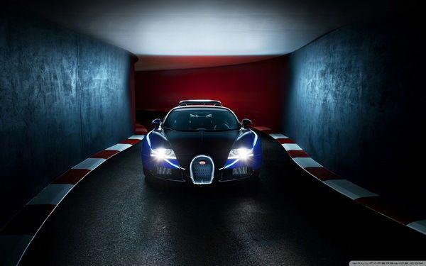 007 Bugatti Veyron Tron Super Car Racing Car Concept 22 X14 Poster Bugatti Wallpapers Bugatti Veyron Super Car Racing