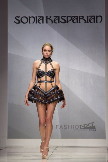 #Fashionxt #Portland #ss15 #SoniaKasparian