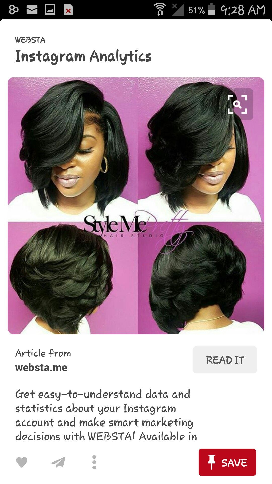 Pin By Monique Derrick On Bobbed Hair Pinterest Hair Style Bobs