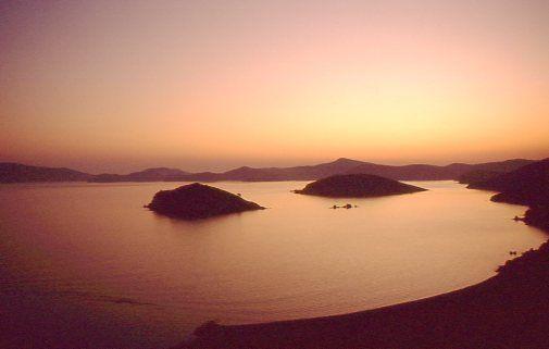 La mia Patmos...: Isole per passione