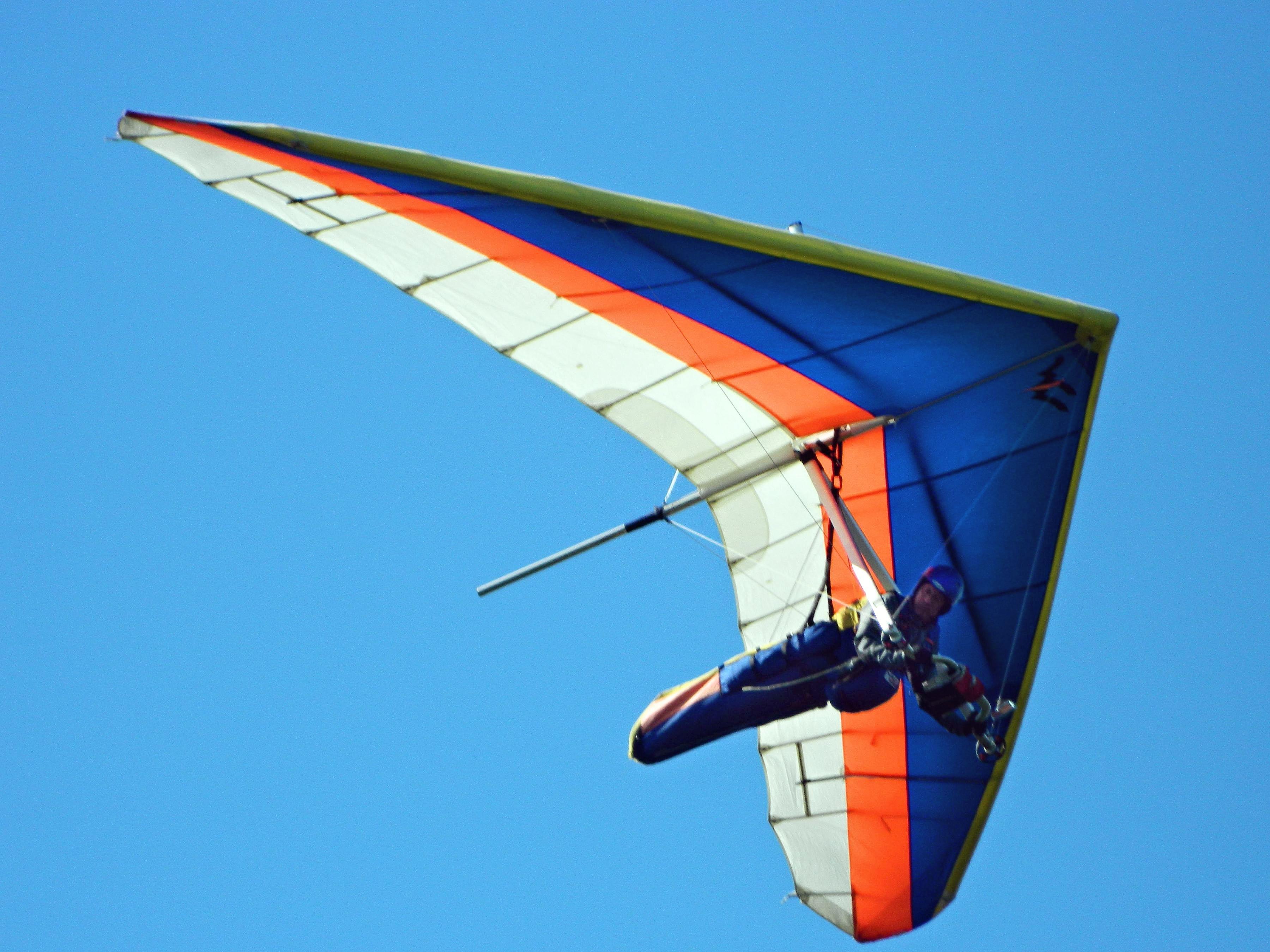 hang glider Hang gliding, Gliders, Birds eye view