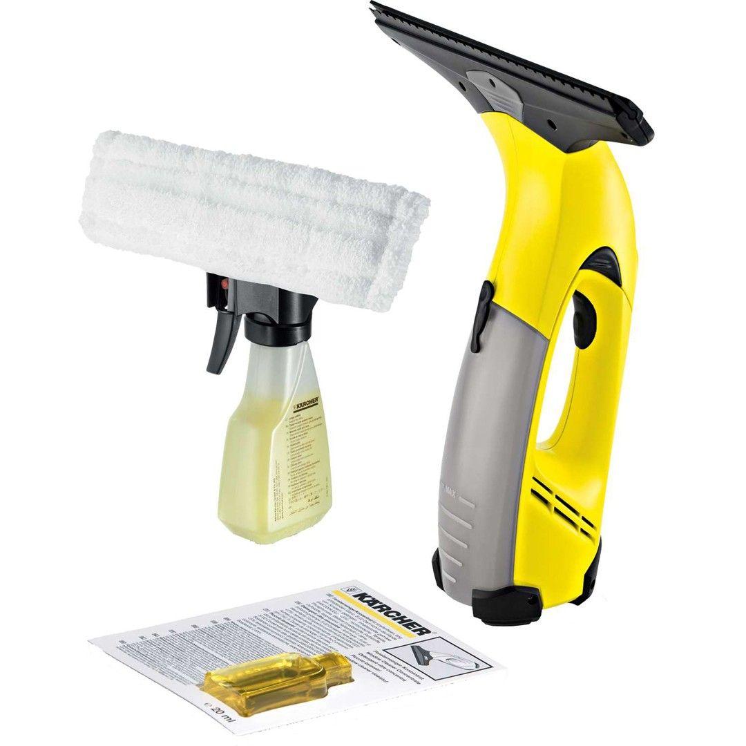Karcher Wv 50 Plus Window Cleaner 105 Vacuums Window Cleaner Steam Cleaners
