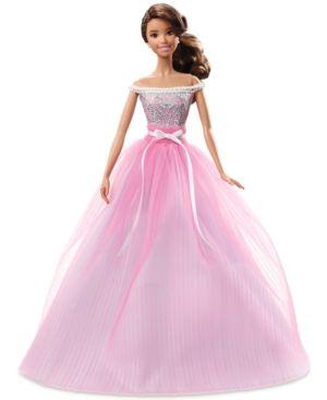 Mattel Birthday Wishes Barbie Doll
