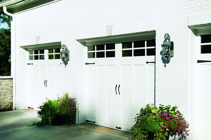 Clopay Coachman Portfolio Residential Garage Door Design 13 Garage