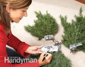 9 Handy Holiday Decorating Tips Christmas Organization Organized Christmas Decorations Christmas Storage
