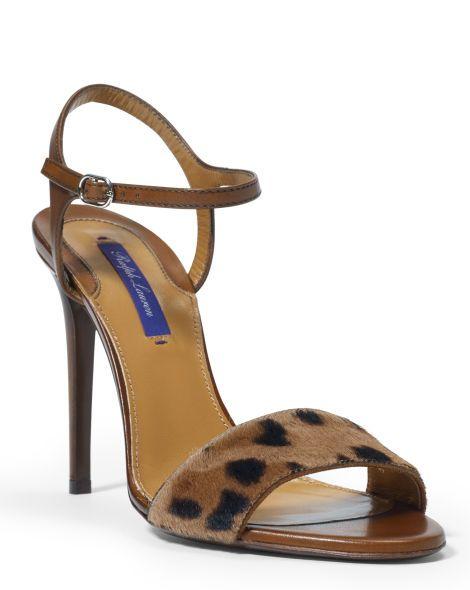 187bb78a4fe6 Blianna Haircalf-Strap Sandal - Ralph Lauren Sandals - RalphLauren ...