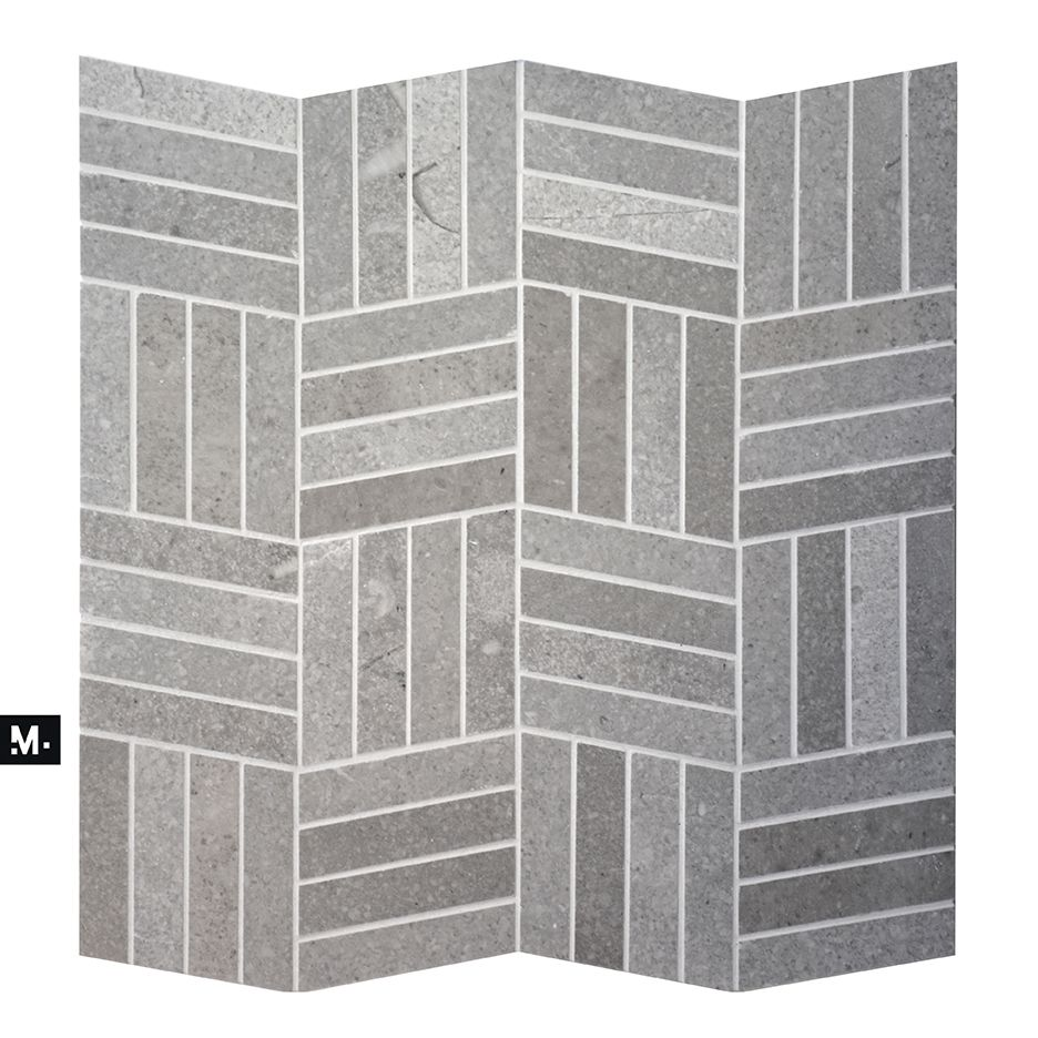 Mudtile Floor Or Wall Stone Tile Pattern Name Griffintown Color