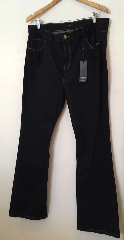 8ae2d4ff64107f Ladies Marks And Spencer Indigo Jeans Size 18 Long Leg <SW549 #fashion  #clothing #shoes #accessories #womensclothing #jeans (ebay link)