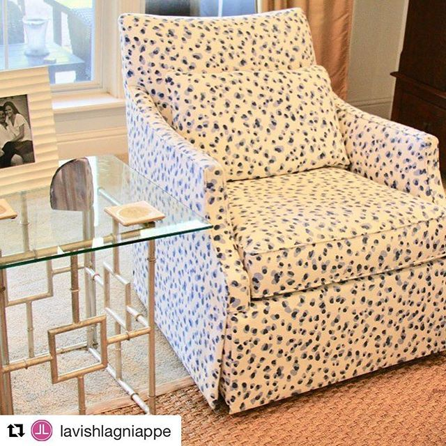 Seriously Crushing On Our Larkin Swivel Chair In Mira Blue Fabric.  @lavishlagniappe, This