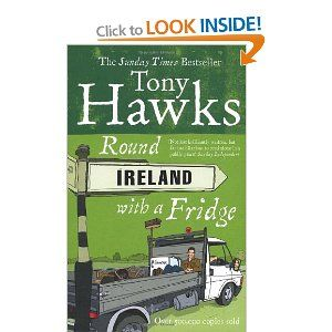 Round Ireland with a Fridge: Tony Hawks wakes up one morning to find he has accepted a drunken bet to hitchhike around Ireland with a fridge within one calendar month. The document was signed. The bet was made. The adventure begins. A comedy road trip. A true story... with a few fibs.