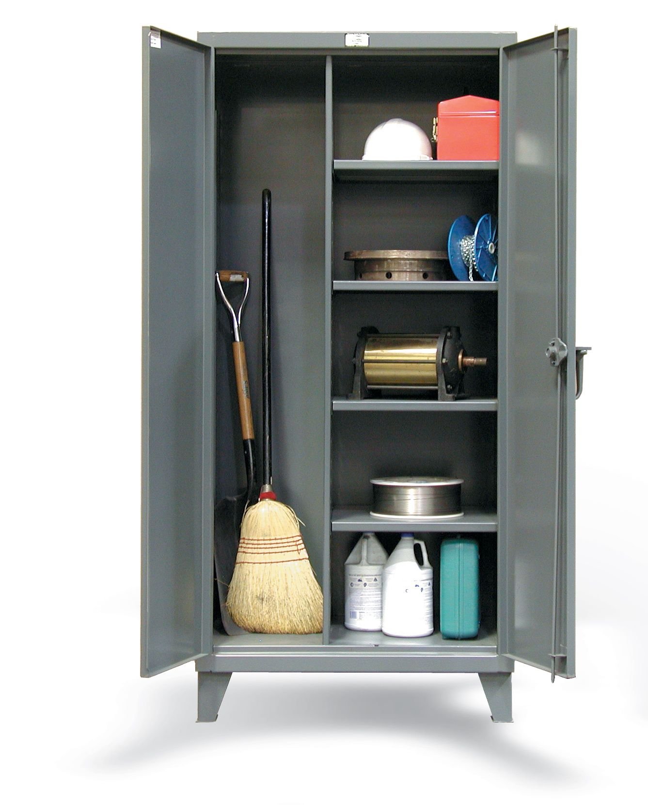 Strong Hold Products Storage Cabinet Closet Storage Cabinets Utility Storage Cabinet