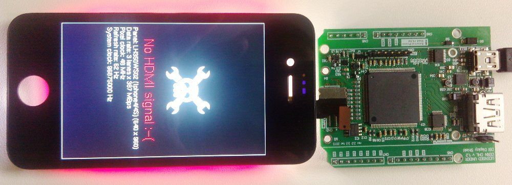 MIPI DSI Display Shield/HDMI Adapter • Hackaday io | Cool