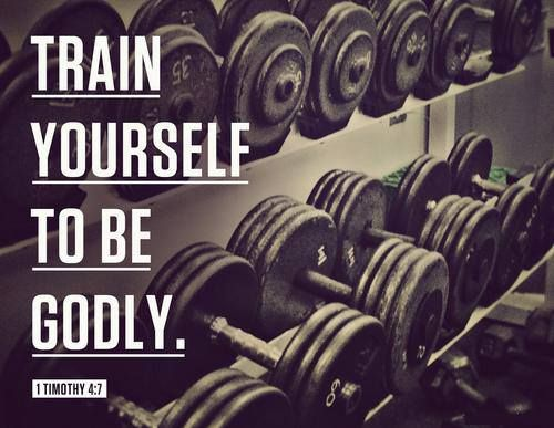 Have Nothing To Do With Godless Myths And Old Wives Tales Rather Train Yourself To Be Godly 1 Timothy 4 7 Niv Godly Man 1 Timothy Timothy 4