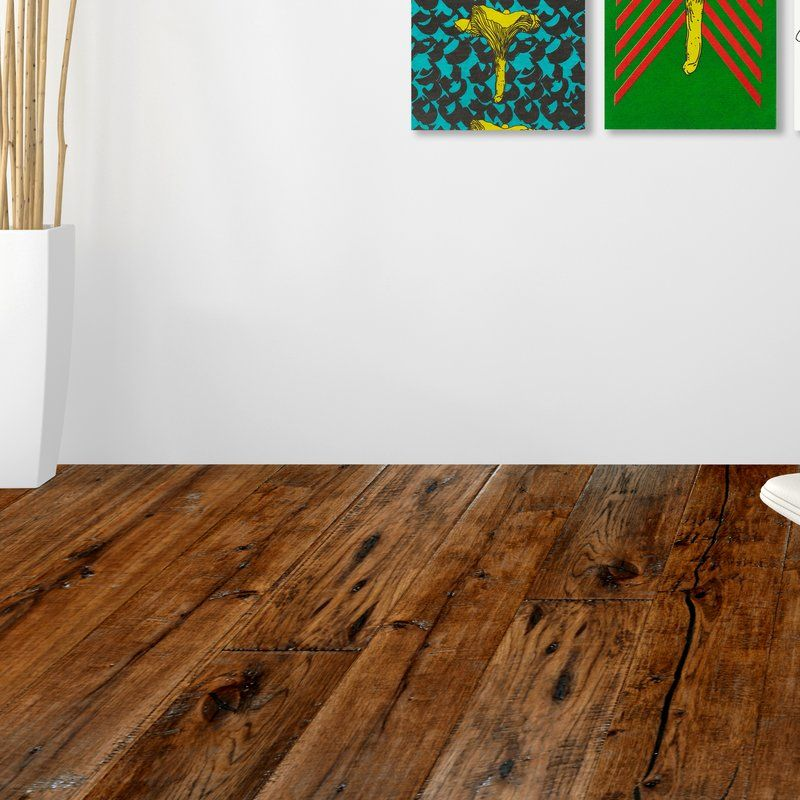 Hickory 1 2 Thick X 7 1 2 Wide X Varying Length Engineered Hardwood Flooring Hardwood Floors Flooring Walnut Hardwood Flooring