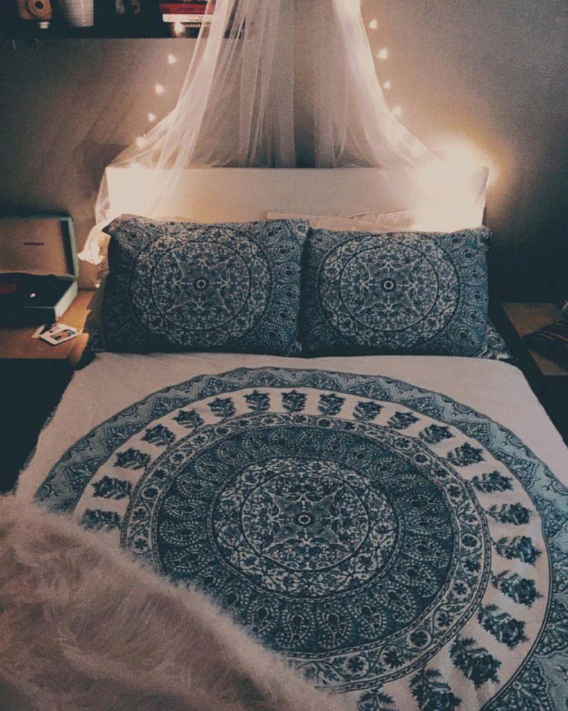 63 Cozy Bohemian Teenage Girls Bedroom Ideas | Bedroom Ideas ...