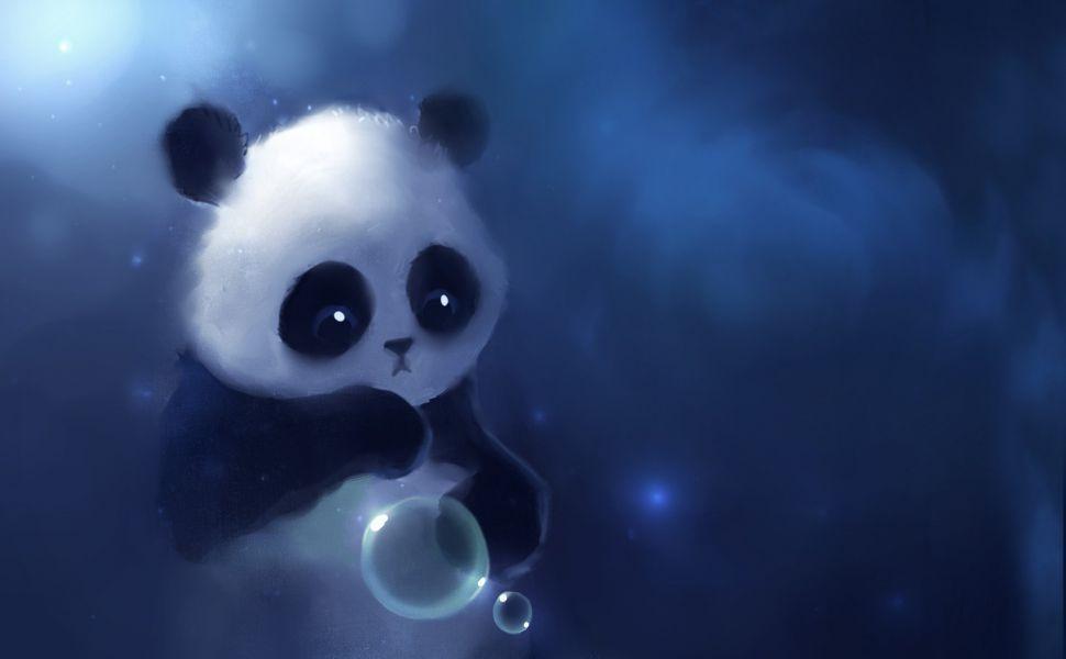 Cute Panda Hd Wallpaper Cute Panda Wallpaper Panda Wallpapers Panda Background