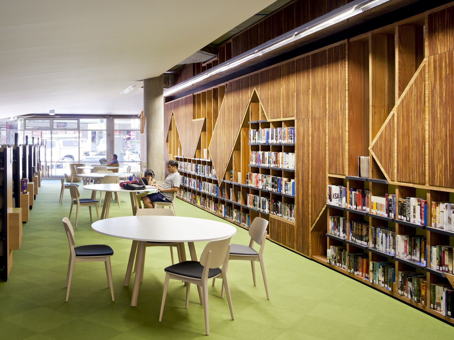Gallery Of Bendigo Library Mgs Architects 17 Australian
