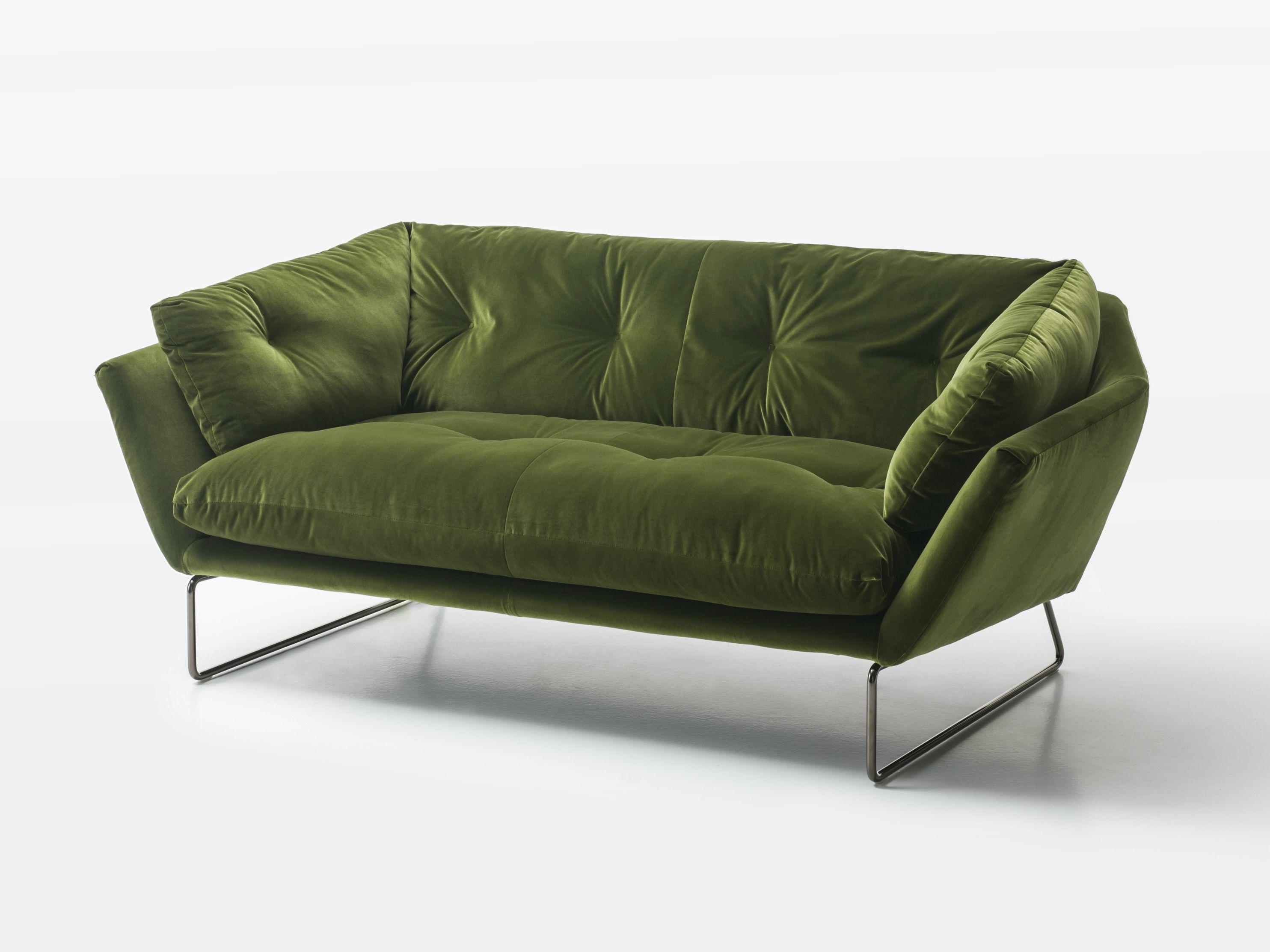 New York Suite Canape 3 Places By Saba Italia Design Sergio Bicego
