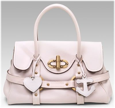 Luella Stevie Leather Tote