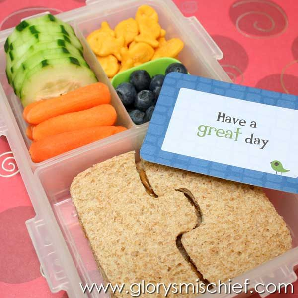 Fun Healthy Kids School Lunch Great Back To School Lunch Ideas
