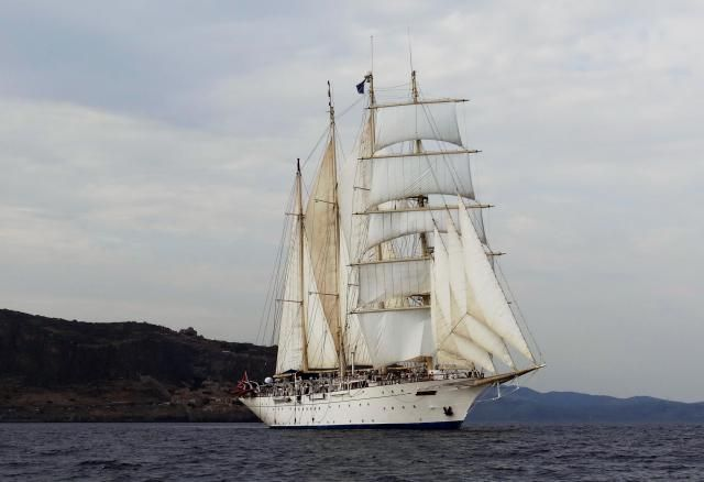Detailed Cruise Log Of A Sailing Adventure On The Tall Ship