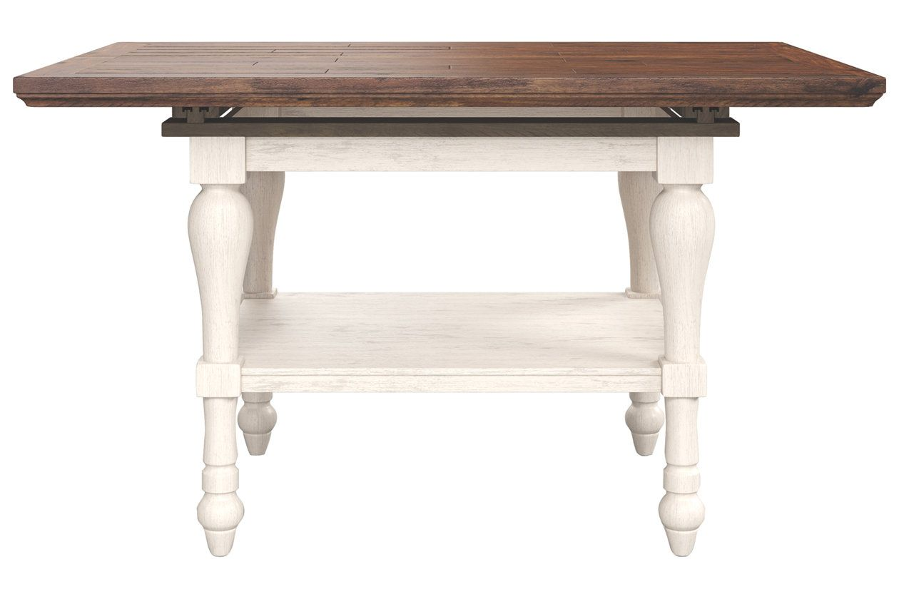 Marsilona Counter Height Dining Room Table Ashley Furniture Homestore Furniture Dining Room Table Counter