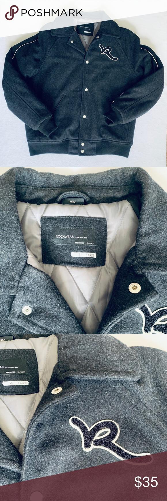 Men S Wocawear Jacket Coat Coats Jackets Jackets Mens Coats [ 1740 x 580 Pixel ]