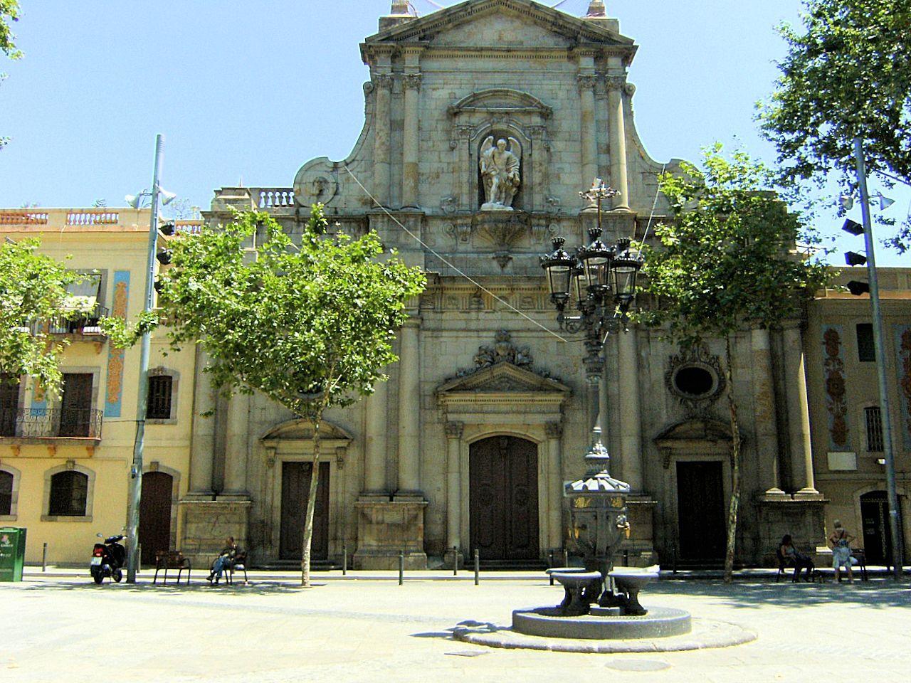 Pza. San Miguel - Barceloneta