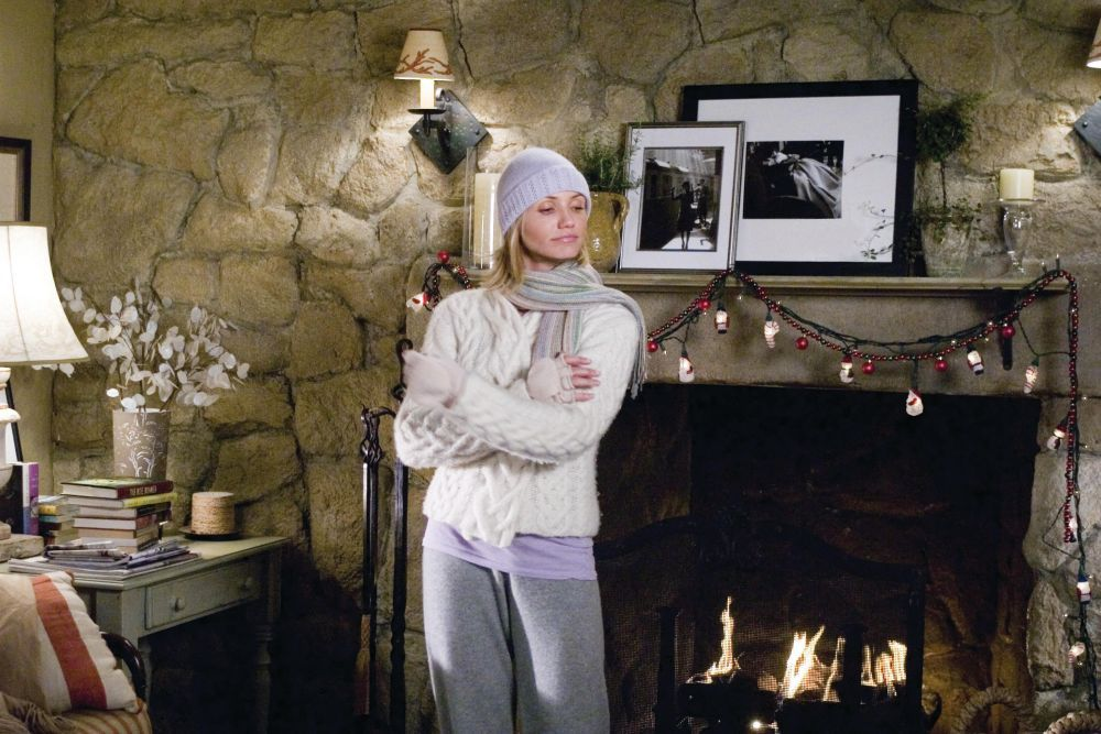 Proof that she is the best-dressed festive film character of all time...