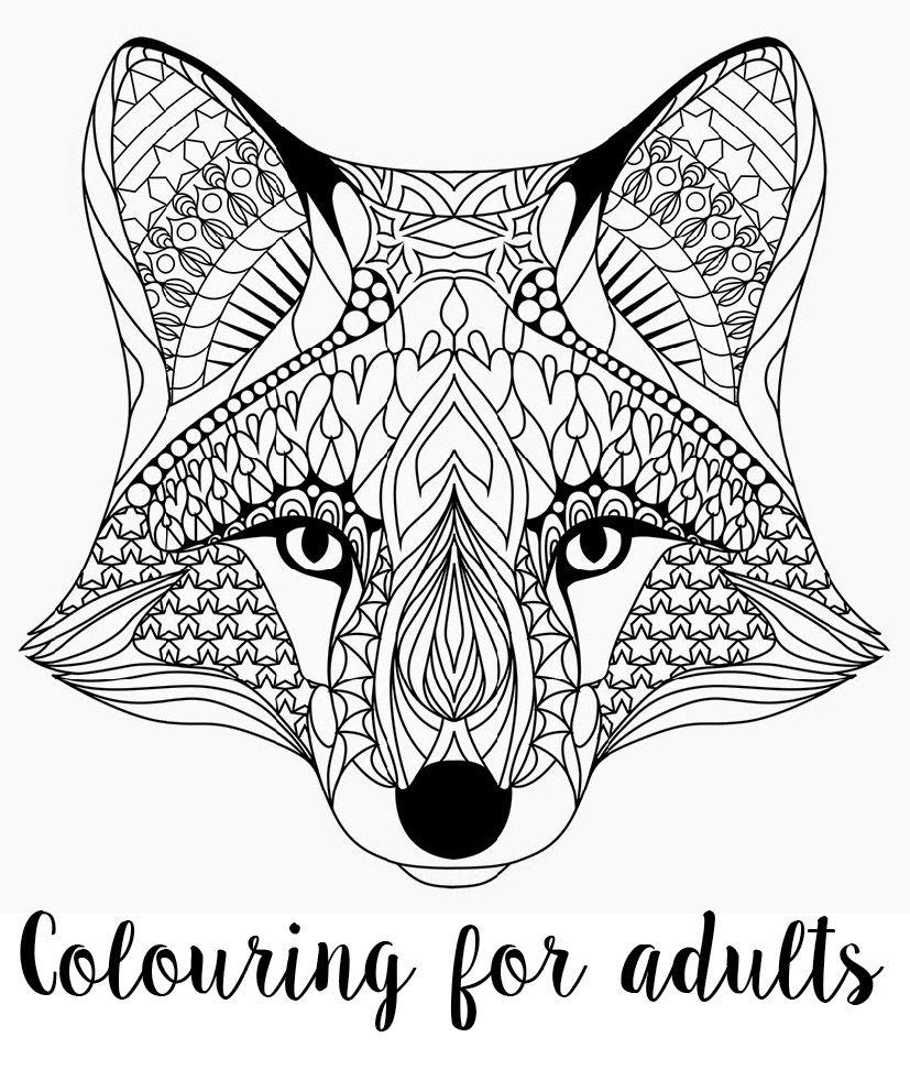 Los libros de colorear para adultos son la nueva moda para relajarse ...