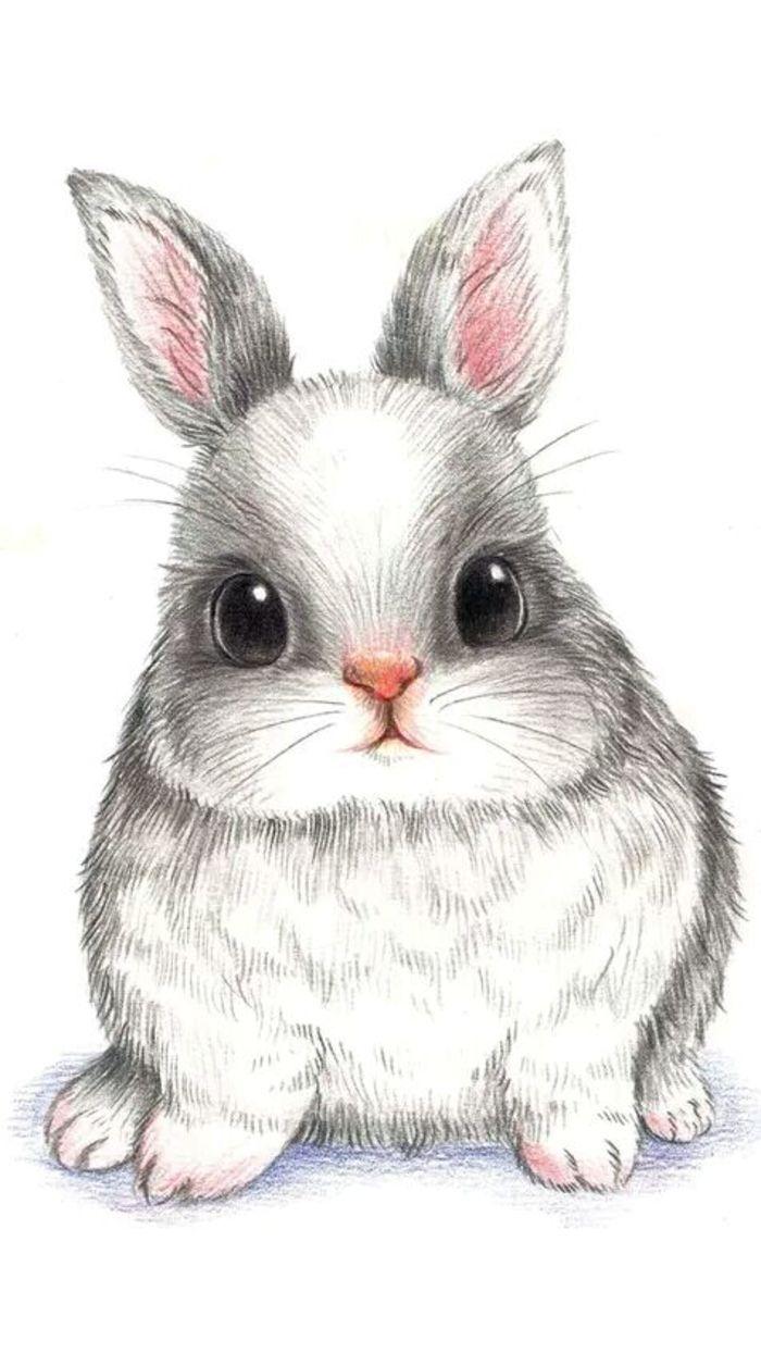 Спасибо, милые рисованные картинки животных